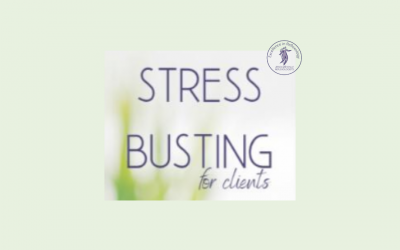 Stress Busting for clients from the AOR